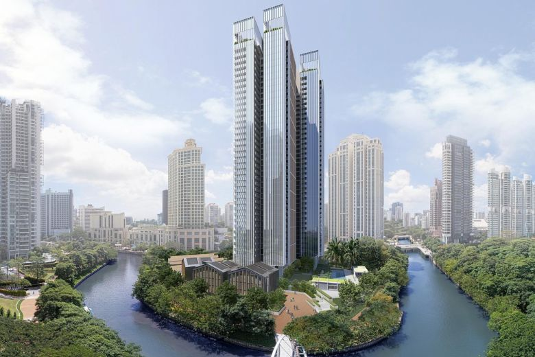 Two luxury residential towers coming up next to former Zouk site
